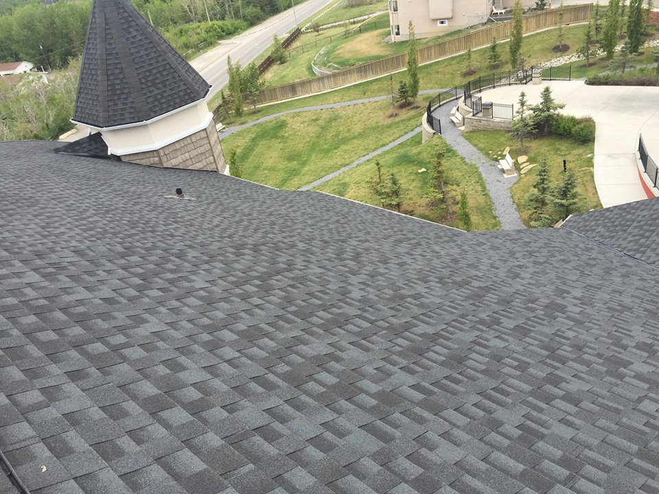Can shingles be installed in cold weather?